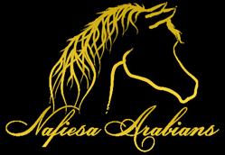 Nafiesa Arabians Logo